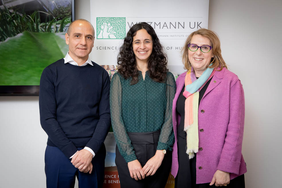 Freshly Squeezed Science Breakfast with Dr Avital Hahamy