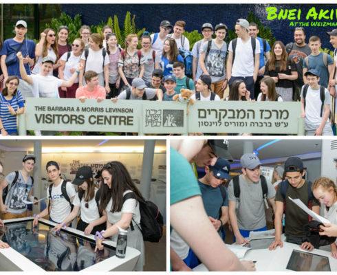 Bnei Akiva Tour 1 Collage
