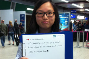 ISSI 2016 Guest blogger: Charlene Chau