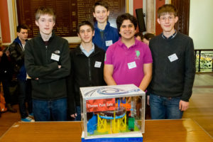 St Paul's School Scoops First Place In International Safe Cracking Competition