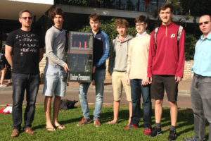 Victory for two UK schools in International Safe Cracking Competition