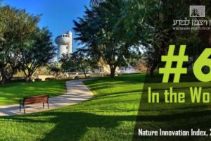 Weizmann Institute ranked 6th in the world for Innovation