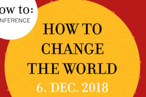 How to Change the World 2018