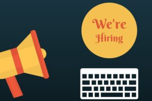 We're Hiring An Administrative Assistant